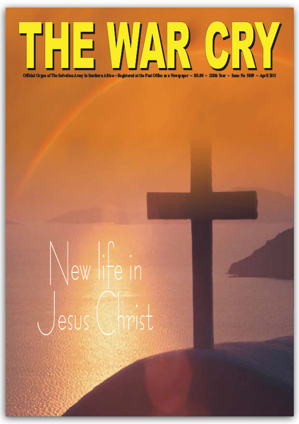 The War Cry – April 2011
