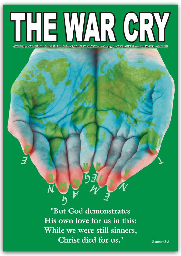 The War Cry – April 2012