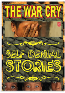 The War Cry – August 2012