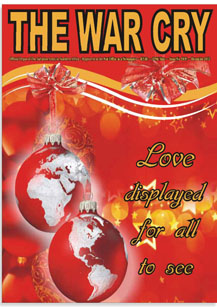 The War Cry – December 2012