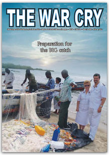 The War Cry – February 2013