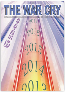 The War Cry – February 2014