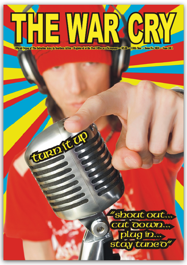 The War Cry – June 2011