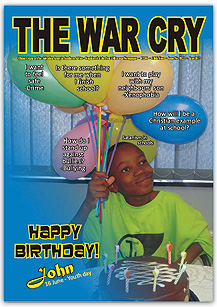 The War Cry – June 2013