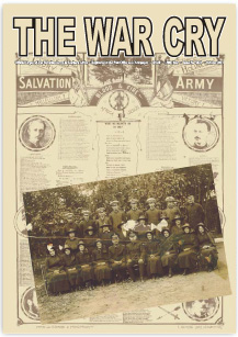 The War Cry – October 2013