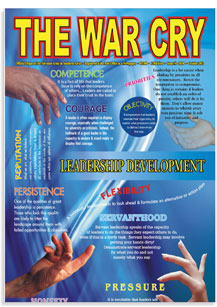 The War Cry – October 2012