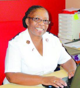 Major Lenah Jwili