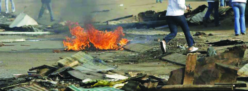 Salvation Army in thick of xenophobic violence
