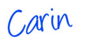 Carin signature