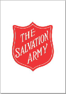 2019 Salvation Army Annual Report Cover